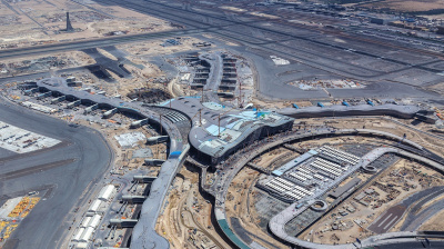 $3 billion Midfield Terminal in AD sets new open date