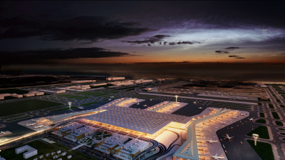 R&M begins installation of network infrastructure at Istanbul New Airport