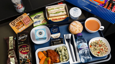 British Airways revamps catering for World Traveller customers