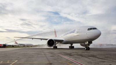 Turkish Airlines places orders for three 777 freighters