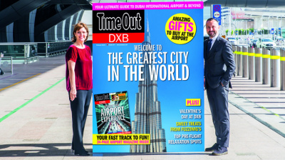 Dubai Airports and ITP join forces to launch new media brand