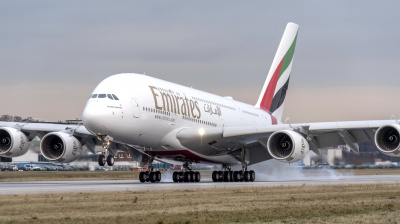 Emirates places order for up to 36 additional A380s
