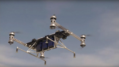 Boeing showcases unmanned cargo air vehicle prototype