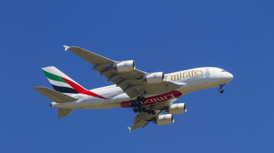 Emirates A380 makes historic touchdown in Beirut