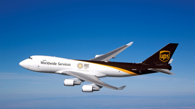 UPS non-stop daily to speed up shipments from US to Middle East