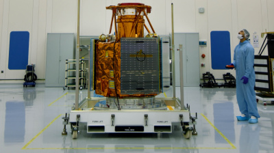 UAE's first manufactured space satellite transported by Emirates SkyCargo