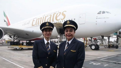 Revealed: the growing role of women in the UAE's aviation sector