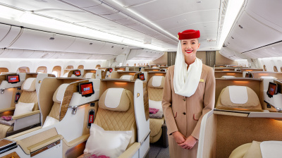 Emirates revamps Business Class seats on its Boeing 777 aircraft