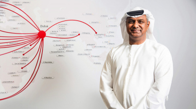 Emirates SkyCargo's Nabil Sultan sheds light on cargo airline's specialised cargo operations