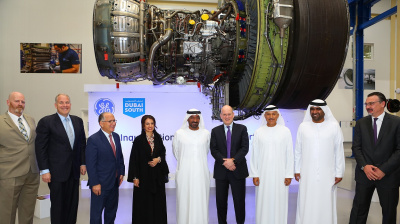 GE Aviation unveils new facility in Dubai South