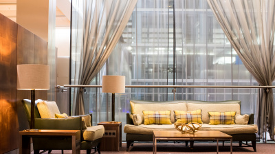 Diving into the world of luxury lounges