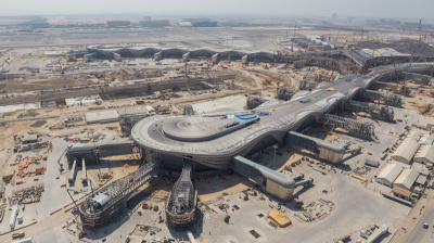CCD picked to design control rooms for Abu Dhabi's Midfield Terminal
