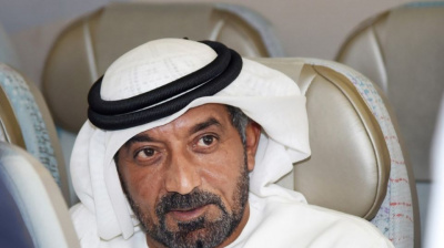 Emirates chief downplays Etihad Airways merger talk