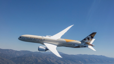 Etihad Airways to offer additional flights to London over April