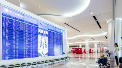 Dubai Airports launches cloud-based Flight Display Solution