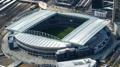 Etihad's stadium naming deal in Melbourne set to end