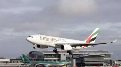 Emirates airline, Etihad Airways resume all flights to Pakistan