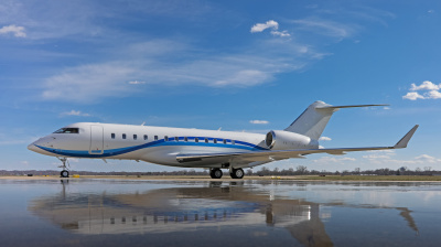 Empire Aviation adds third Bombardier Global 6000 business jet to fleet