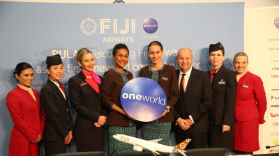oneworld unveils new platform at IATA AGM
