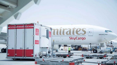 Alibaba picks Emirates to help make global 72-hour delivery a reality