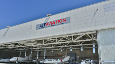 Jet Aviation facility in Vienna receives EASA Part-145 approval