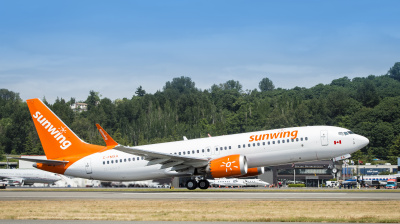 Hahn Air joins forces with Sunwing Airlines
