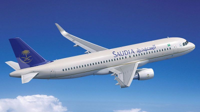 Saudia named official airline partner for Saudi Intl' Airshow