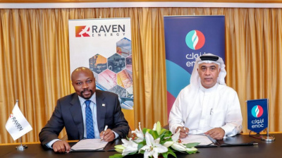 Dubai's ENOC inks deal to support jet fuel supply in Nigeria