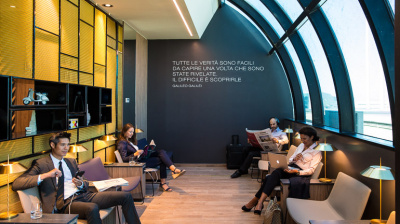 Star Alliance launches new lounge at Fiumicino Airport