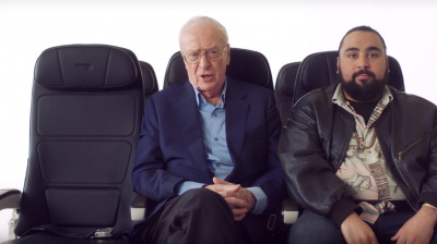 British Airways unveils director's cut of new star studded safety video