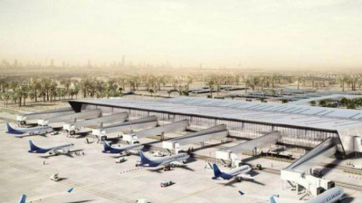 Kuwait emir opens new airport terminal to handle 4.5m passengers