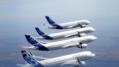 Airbus achieves delivery record for 2018