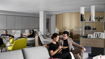 Air Frane cuts ribbon on new Business Lounge at Paris-Charles de Gaulle