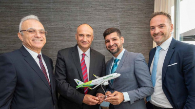 Oman's SalamAir pens agreement for Airbus A320neo aircraft
