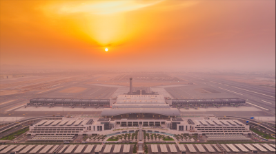 Thales technology key in securing Muscat International Airport