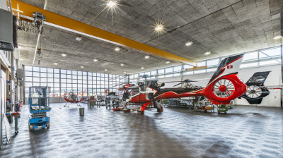 Swiss Helicopter inks light contract with ZGS