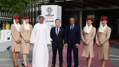 Emirates Holidays picked as official tour operator of AFC Asian Cup UAE 2019