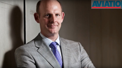 AVB connects with Inmarsat's Rupert Pearce