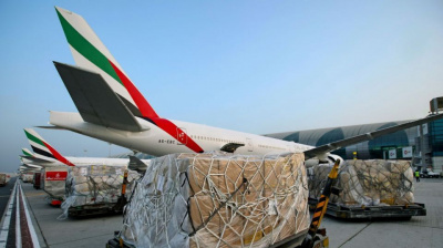 MidEast airlines lead world on cargo growth in September
