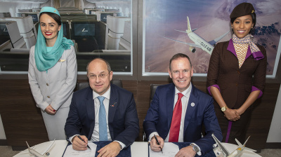 Gulf Air and Etihad Airways deepen ties with MoU signing