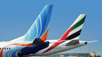 Emirates and flydubai woes are focus for Boeing as chiefs arrive in town