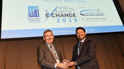 Abu Dhabi set to host ACI Airport Exchange 2019