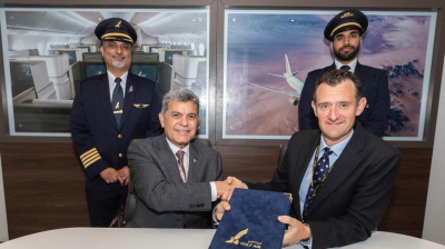 Etihad Aviation Training joins forces with Gulf Air