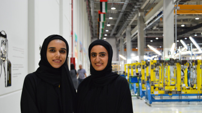 Strata Manufacturing CEO on UAE women's role in the future of aviation