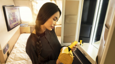 Etihad Airways' head of Guest Experience highlights latest cabin service improvements