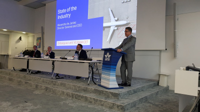 IATA discusses state of industry and future at Global Media Day