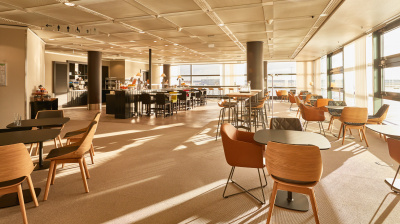 Lufthansa launches Panorama Lounge at Frankfurt Airport