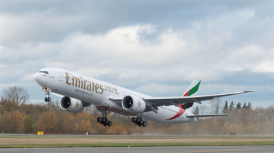 Emirates takes delivery of final Boeing 777-300ER aircraft