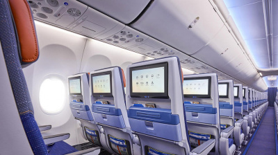 flydubai tracks cleaning cycles of seat covers in virus fight