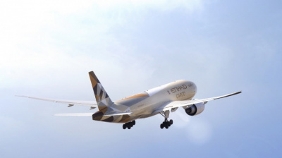 Etihad deploys SITAONAIR's flight tracking technology